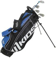 Masters Golf MKids Pro Junior Set Right Hand Blue 61in - 155cm