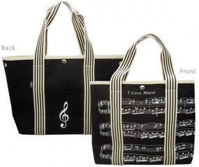 Music Sales Clef/Sheet Music Vásárlói táska