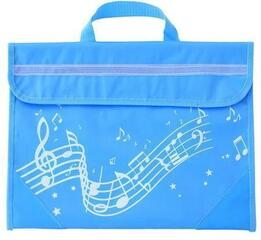 Music Sales Wavy Stave Note Bag