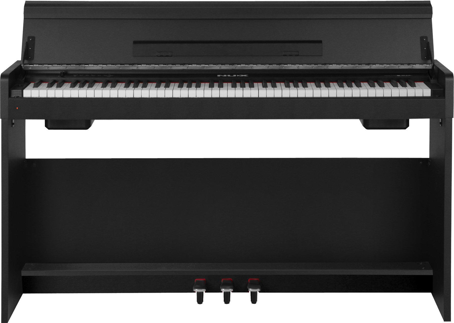 Nux WK-310 Černá Digitální piano