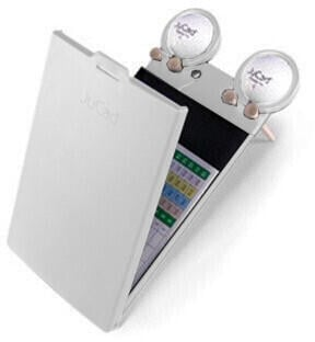 Jucad Scorecard Holder White