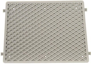 Bravo Plaque de protection 697 / gris