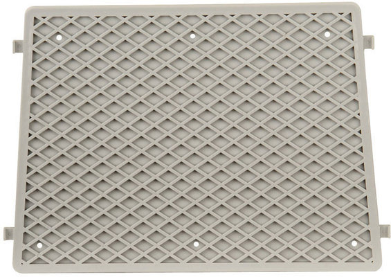 Bravo Protection plates 697 / GREY