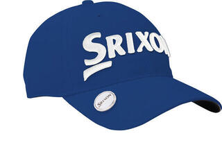 Srixon Cap Ball Marker Navy/White 2018