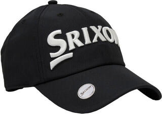 Srixon Cap Ball Marker Black/White 2018