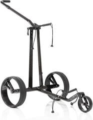 Jucad Phantom Carbon Black Electric Golf Trolley