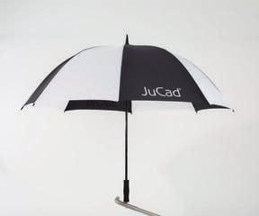 Jucad Golf Umbrella Black-White