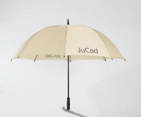 Jucad Golf Umbrella Beige