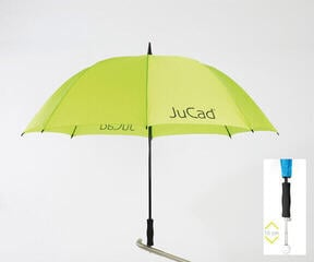 Jucad Telescopic Umbrella Green