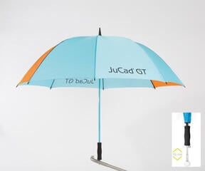 Jucad Telescopic Umbrella GT Blue-Orange