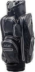 Jucad Aquastop Black/Titanium Cart Bag