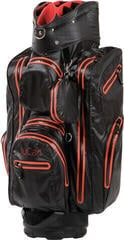 Jucad Aquastop Black/Red Cart Bag