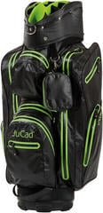 Jucad Aquastop Black/Green Cart Bag