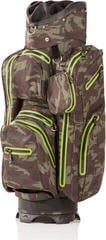 Jucad Aquastop Camouflage/Green Cart Bag