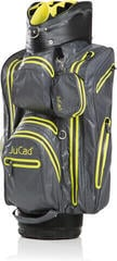 Jucad Aquastop Grey/Yellow Cart Bag