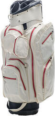 Jucad Aquastop Beige/Red Cart Bag