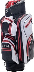 Jucad Aquastop Black/White/Red Cart Bag