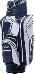 Jucad Aquastop White/Blue Cart Bag