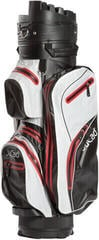 Jucad Manager Dry Black/White/Red Cart Bag