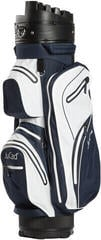 Jucad Manager Dry White/Blue Cart Bag