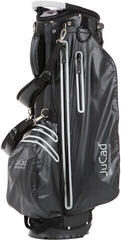 Jucad 2 in 1 Waterproof Black/Titanium Stand Bag