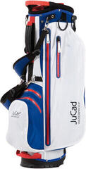 Jucad 2 in 1 Waterproof Blue/White/Red Stand Bag