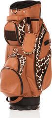 Jucad Style Brown/Giraffe Cart Bag