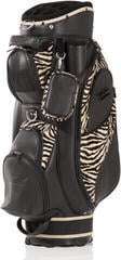 Jucad Style Black/Zebra Cart Bag