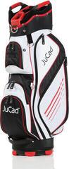 Jucad Sportlight Black/White/Red Cart Bag