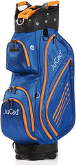 Jucad Sportlight Blue/Orange Cart Bag