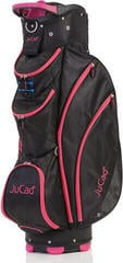 Jucad Spirit Black/Zipper Pink Cart Bag