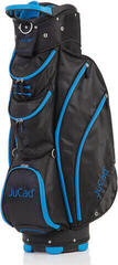 Jucad Spirit Black/Zipper Blue Cart Bag
