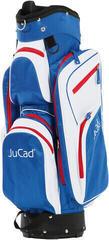Jucad Junior Blue/White/Red Cart Bag