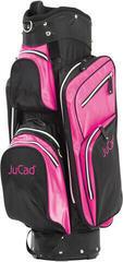 Jucad Junior Black/White/Pink Cart Bag