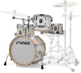 Sonor AQ2 Bop Set White Pearl