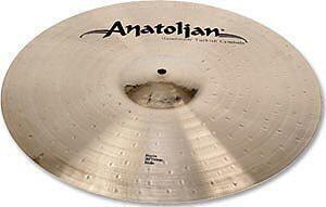 """Anatolian BS17PWCRH Baris Crash Cymbal 17"""""""