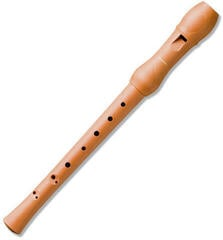 Hohner B9532 Soprano Recorder C Brown