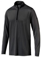 Puma Evoknit Essential 1/4 Zip Mens Sweater Puma Black