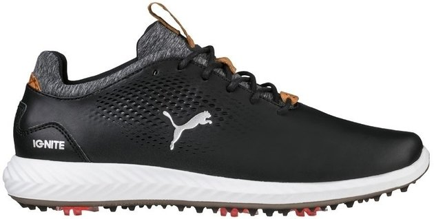 Puma Ignite PWRADAPT Junior Golf Shoes Black US 1
