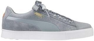 Puma Suede G Womens Golf Shoes Quarry/Quarry