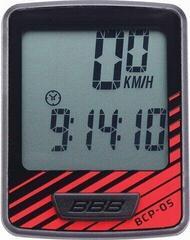 BBB BCP-05 DashBoard Black/Red