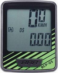 BBB BCP-05 DashBoard Black/Green