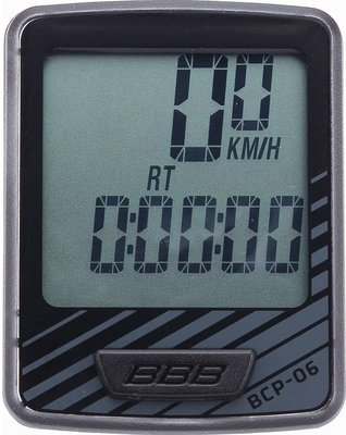 BBB BCP-06 DashBoard Black/Grey