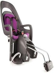 Hamax Caress Grey Purple with Bow and Bracket