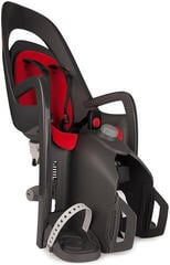 Hamax Caress Grey Red with Carrier Adapter