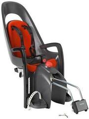 Hamax Zenith Relax Grey Red with Bow and Bracket