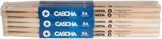 Cascha HH 2039 Professional Drumsticks 5A Maple 12 Pair