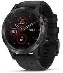 Garmin fénix 5 Plus Saphire/Black