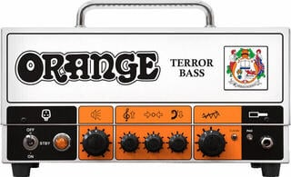 Orange Terror Bass (B-Stock) #925638