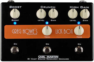 Carl Martin Greg Howe's Signature Lick Box